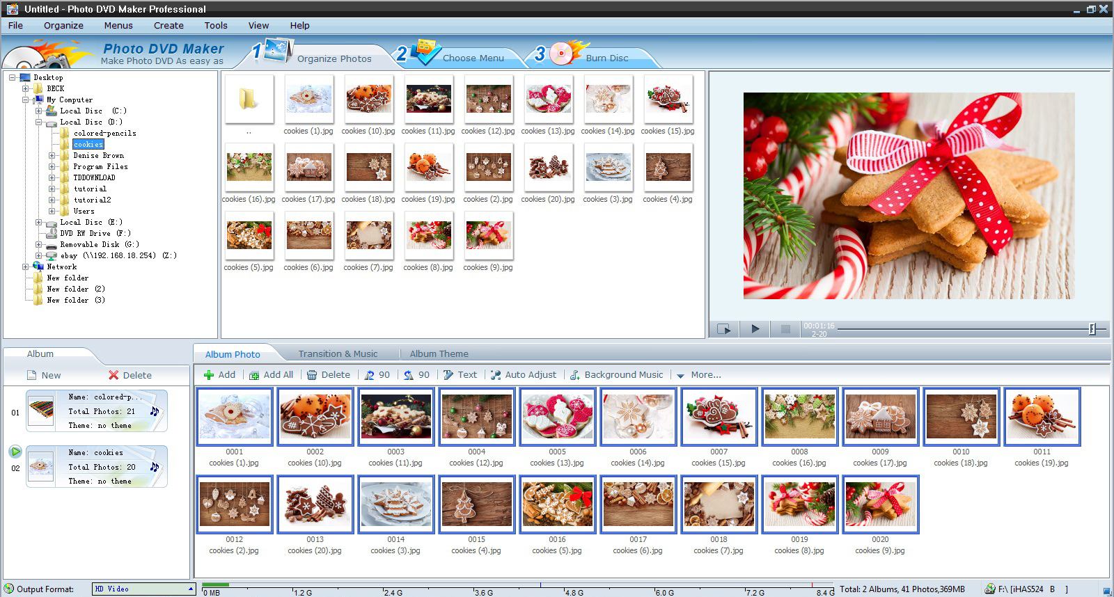 Photo dvd maker vs photo slideshow maker for Be a maker