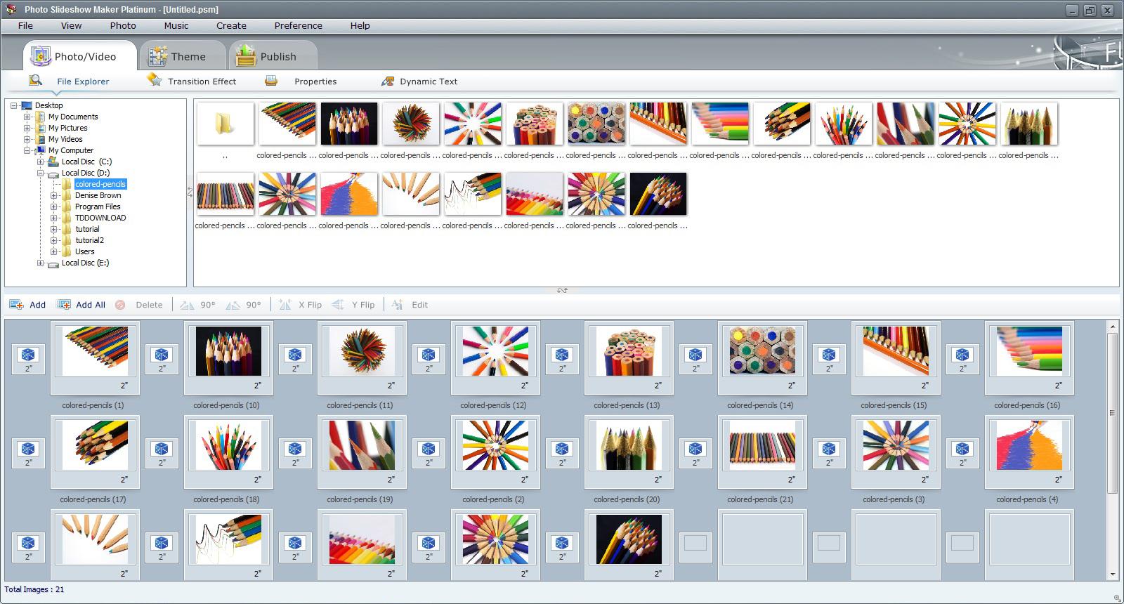 Photo DVD Maker vs. Photo Slideshow Maker